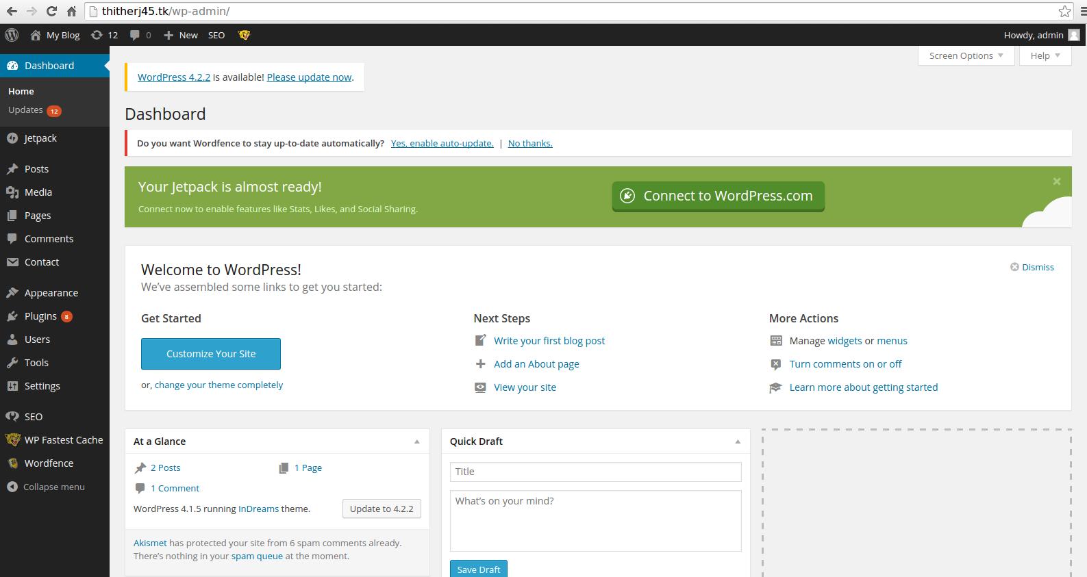 Tutorial Mengatasi WordPress Image Tidak Muncul & Tidak Bisa Upload